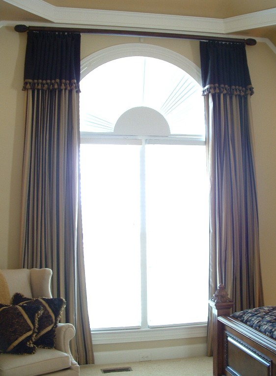 arched window treatments on their own, arched windows make a lovely decorative focal point that IRZCFHO