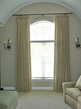 arched window treatments pictures of window treatments for rounded windows | arched top windows YDHAYGA