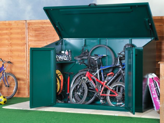 asgard bike storage shed JGSAVJP
