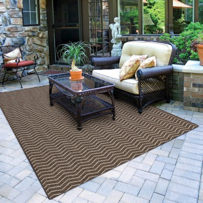 aster rectangular patio rug - grey/silver : target PKBKDTL