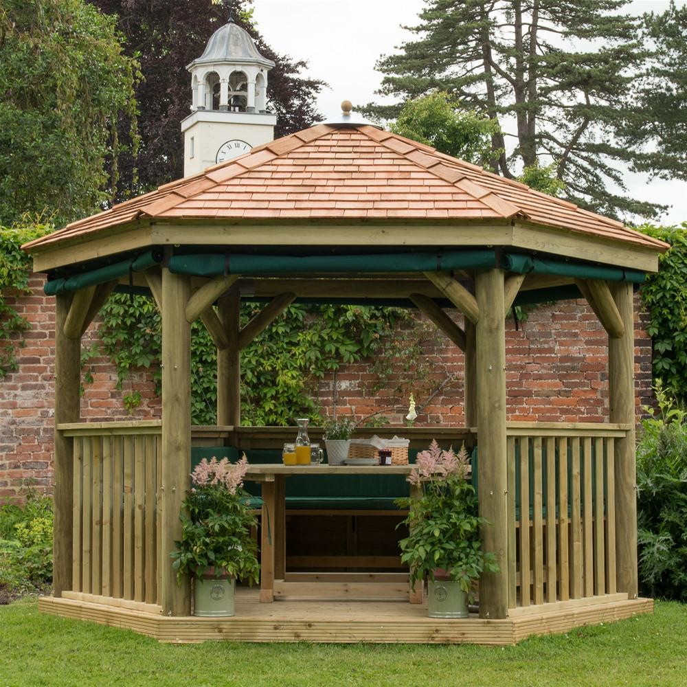 awesome garden gazebo IBYWQNQ