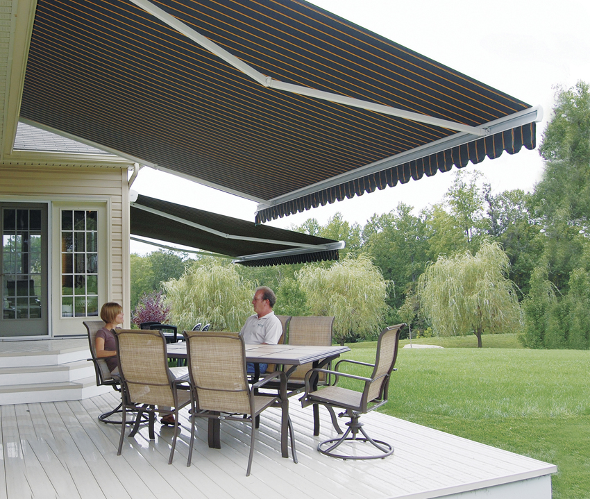 awnings for decks relaxing under an awning VPYTIXE