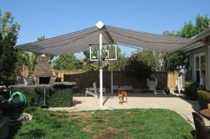 backyard canopy VLKEVMO