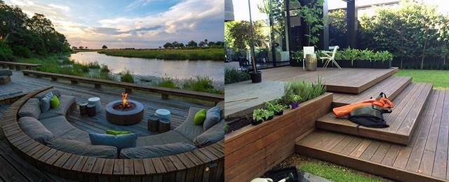backyard deck ideas CVKNUWM