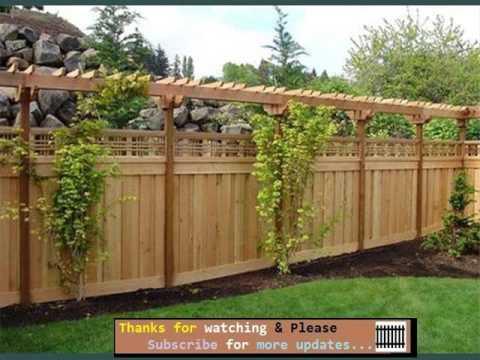 backyard fence ideas fencing ideas for backyards | fences u0026 gates collection FCOSXQS