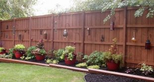 backyard fence ideas reclaim your backyard with a privacy fence, decks, fences, outdoor living, IOKGLYH