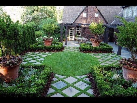 backyard garden design ideas - best landscape design ideas NFMOMMP