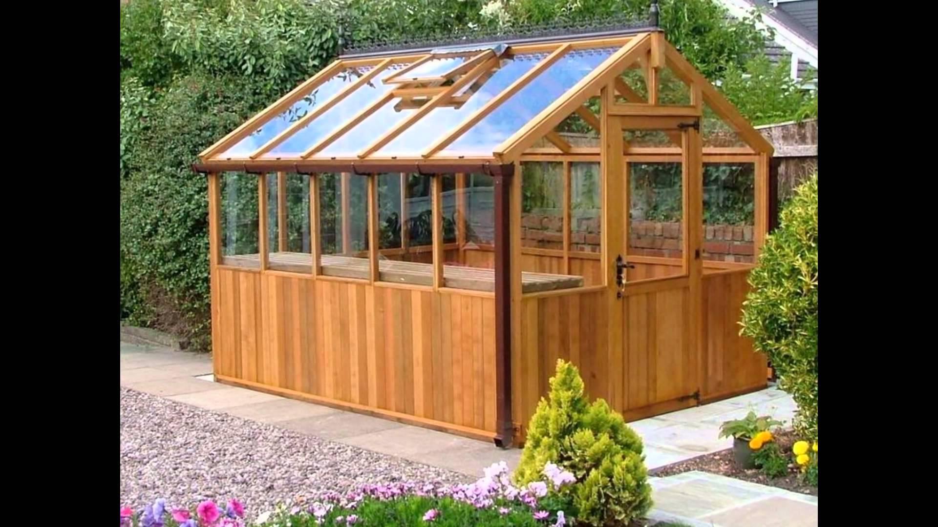backyard greenhouse backyard greenhouses SAUFHZV