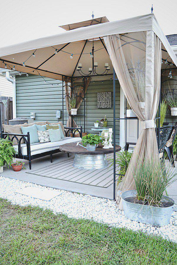 backyard ideas 67 diy backyard design ideas - diy backyard decor tips CVQQRJQ