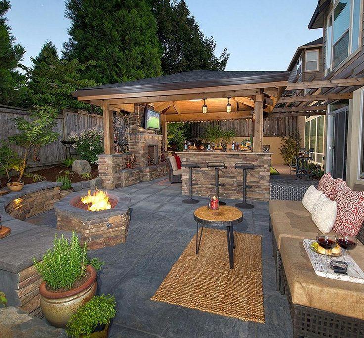 backyard ideas 99 amazing outdoor fireplace design ever