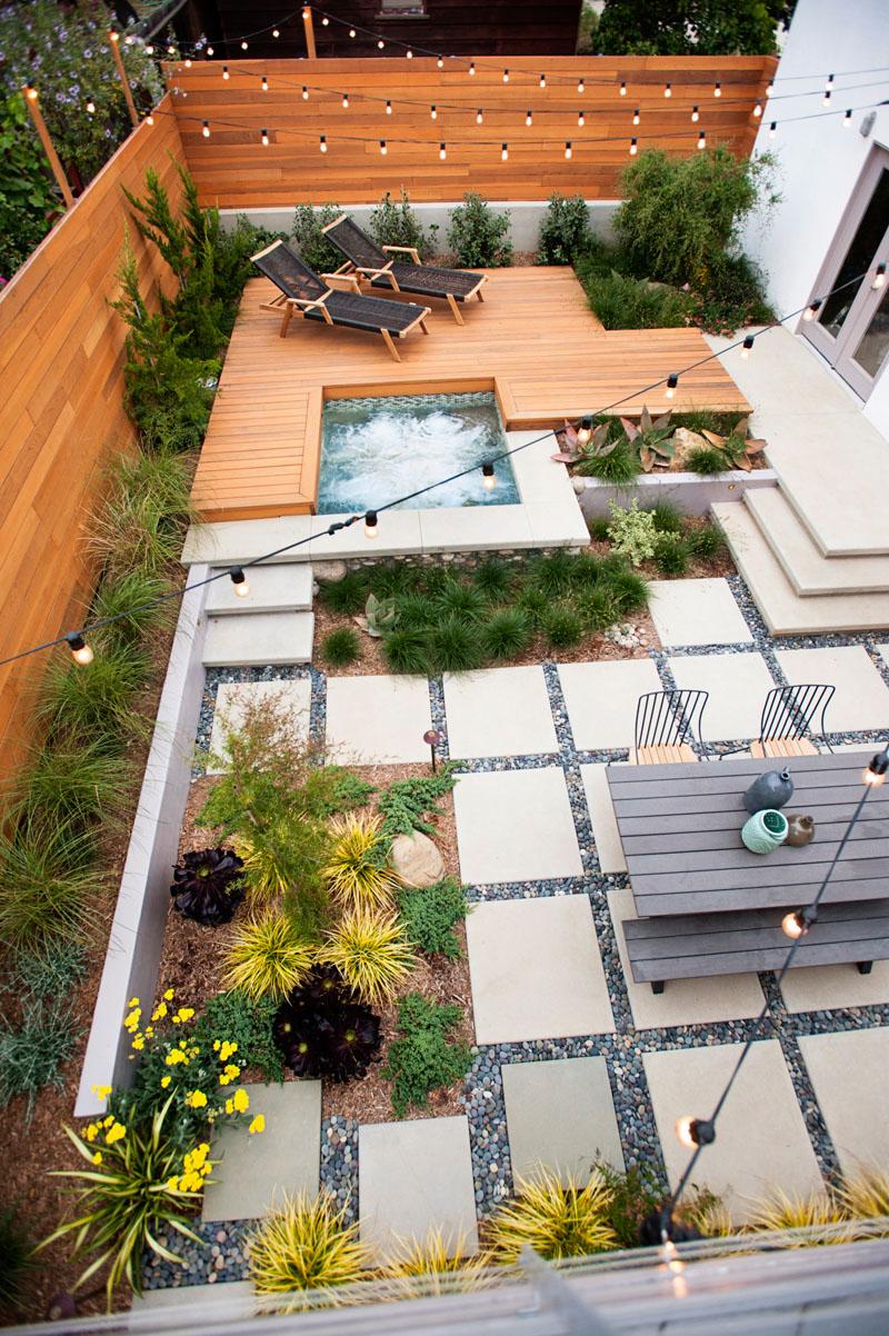 backyard ideas view in gallery backyard by falling waters landscape, inc. KMPNDAO