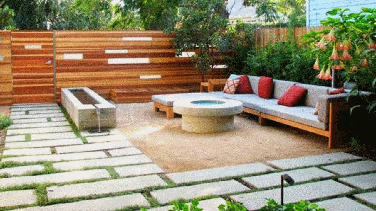 backyard landscape ideas 55+ front yard and backyard landscaping ideas - youtube UBTKIKO
