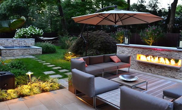 backyard landscaping cipriano modern UMQADVD