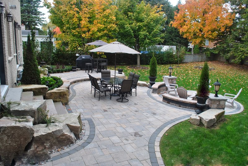 backyard landscaping pictures gallery landscaping network landscaping  pictures of backyards FEGYJEH
