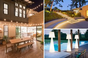 backyard lighting ideas 8 outdoor lighting ideas to inspire your spring backyard makeover LVXBQVG