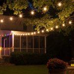 The importance of backyard lights