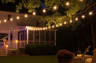 backyard lights backyard patio lights RQIUZZD