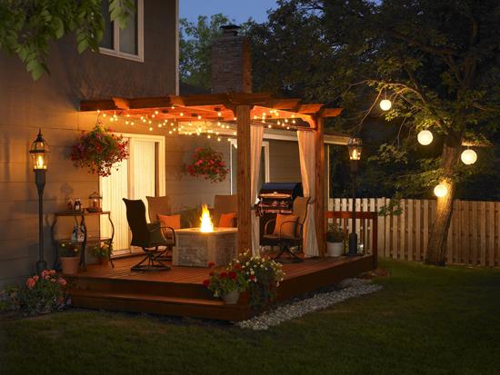 backyard lights incredible hanging patio lights ideas backyard lighting ideas decorator blog TDSQAUT