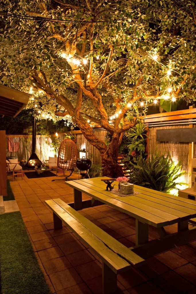 backyard lights outdoor lighting ideas. labor junction / home improvement / house projects JQQXVWP
