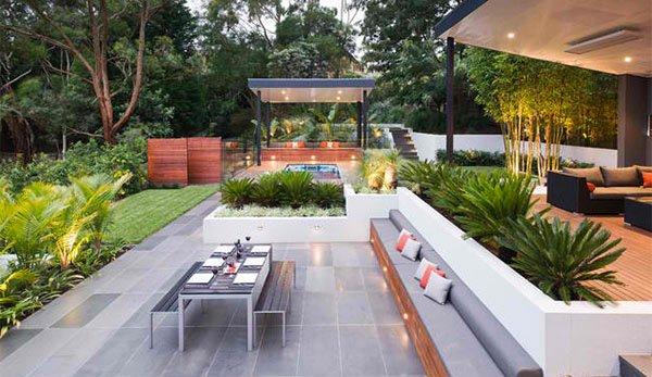 backyard patio designs FTRXWYJ