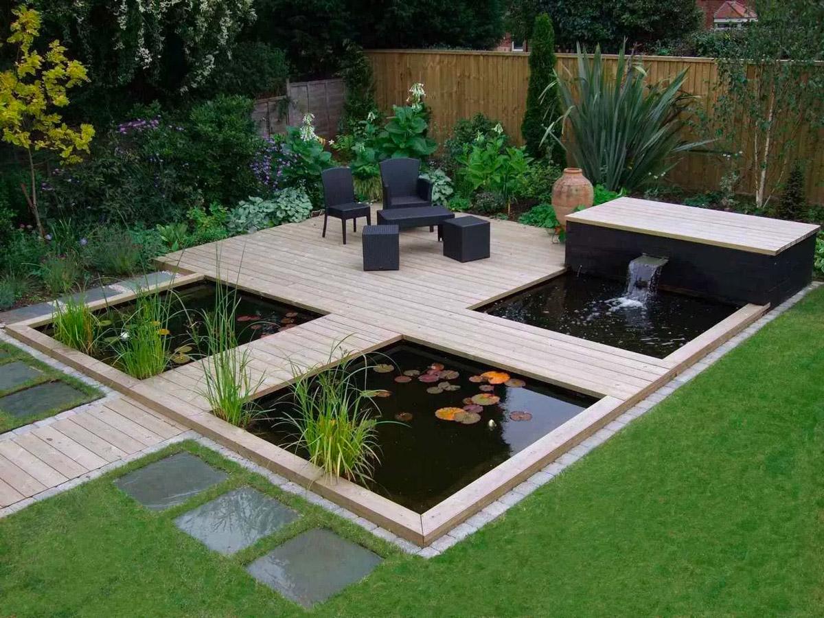 backyard patio ideas 25 | YOJACAM
