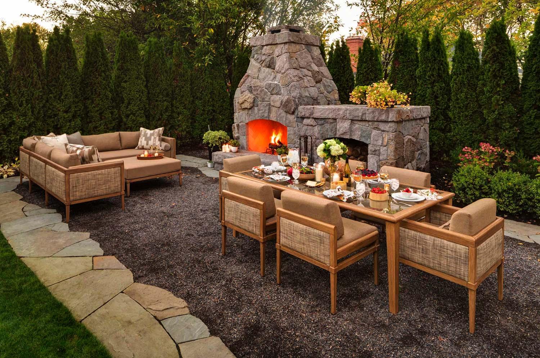 backyard patio ideas fabulous outdoor patio ideas-01-1 kindesign WGJNDVU