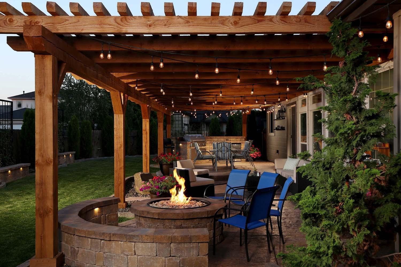 backyard patio ideas fabulous outdoor patio ideas-11-1 kindesign JSAICEQ