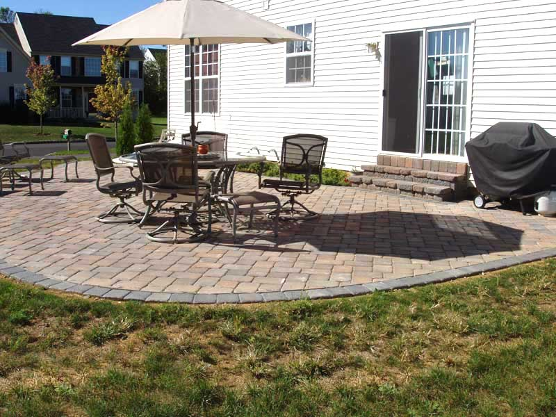backyard patios perfect with picture of backyard patios model new in gallery TGUVQWY