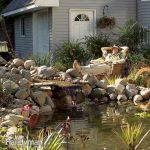 backyard pond how to build a pond how
