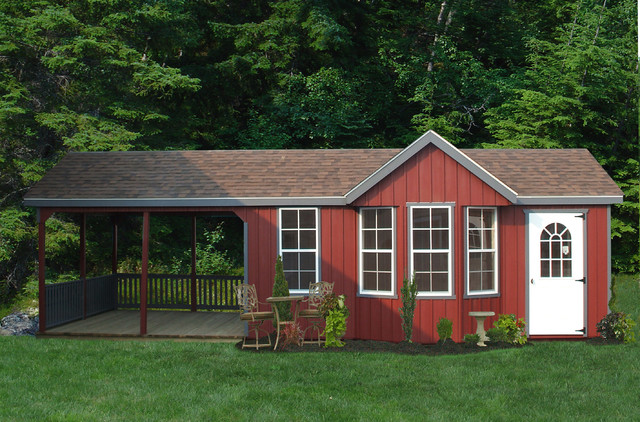 backyard shed spaces studios and offices traditional shed back yard shed VUPCHHH
