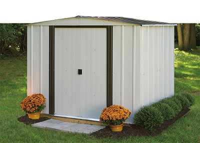 backyard storage sheds metal sheds GCNXJMR