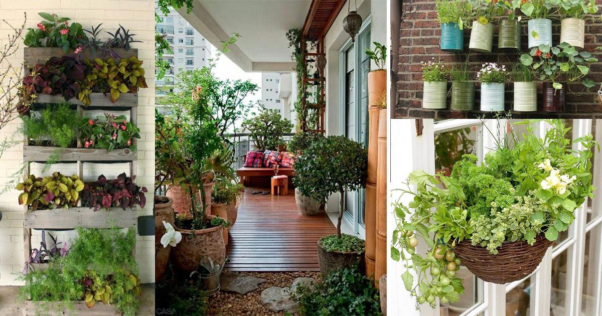 balcony garden ideas creative ideas for balcony garden containers | balcony garden web NPMBINA