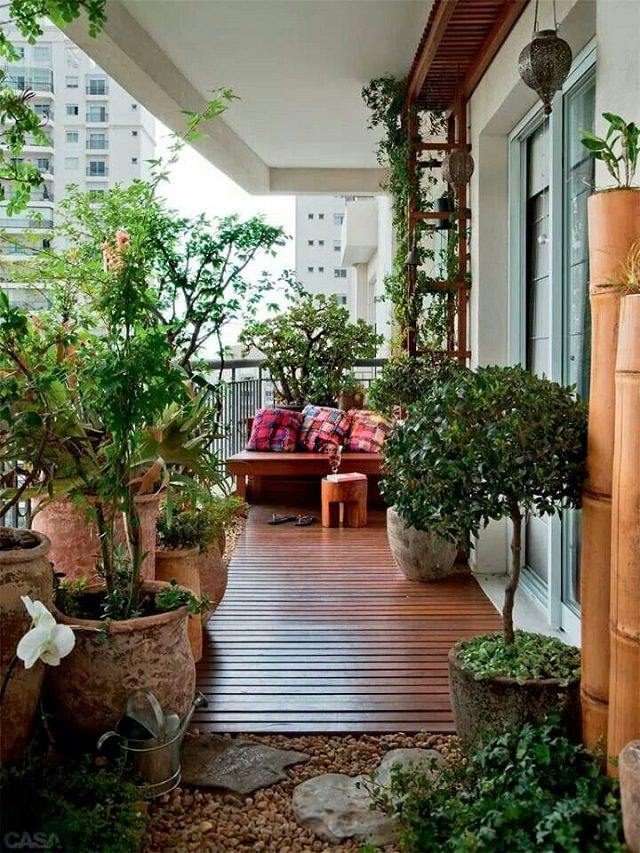 balcony garden ideas large balcony garden CRWRVHJ