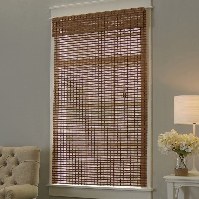 bamboo roman shades indian ginger bamboo roman shade OHNTTNG