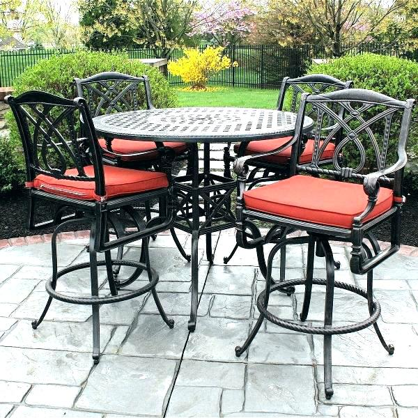 bar height patio set bar height patio table set outdoor balcony table and chairs  bar height - Make A Beautification For Your Home By Using Bar Height Patio Set