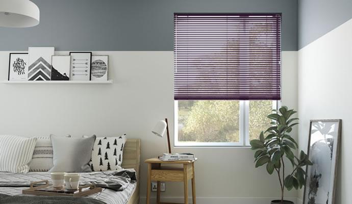 bedroom blinds bedroom venetian blinds KPORWHT