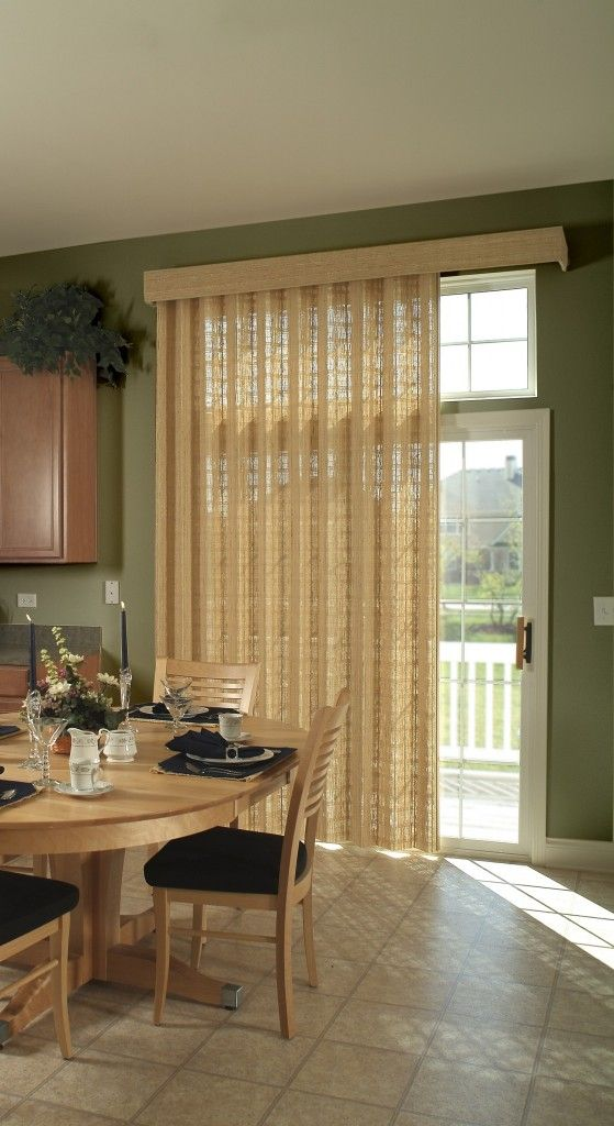best sliding door window treatments | ... treatments are needed that is QACHDJX