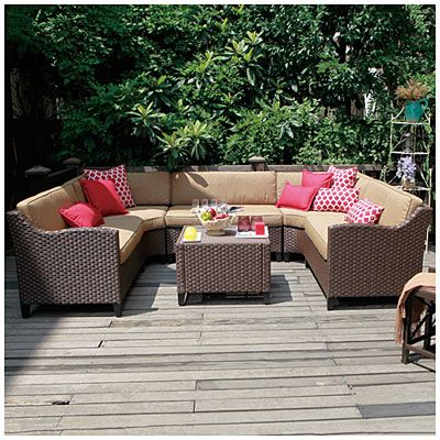 big lots patio furniture out is the new u201cinu201d with ... on Outdoor Sectional Big Lots id=24405