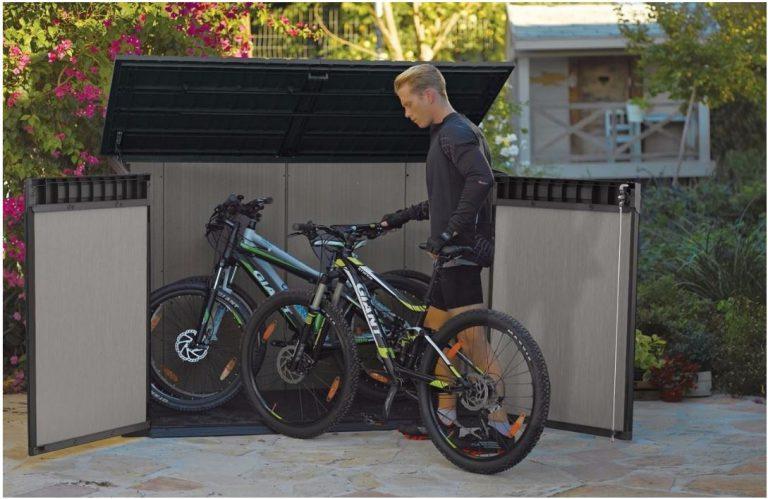 bike storage shed plastic bike storage sheds -