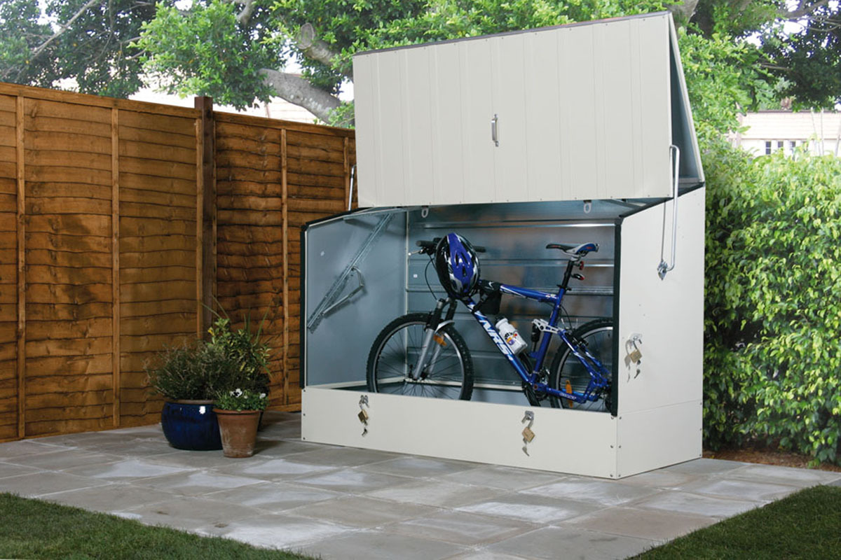 bike storage shed product image ZHEYOMC