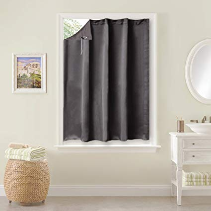 black out blind nicetown portable travel blackout blind shade easynight curtain window  covering for NSMAVOT