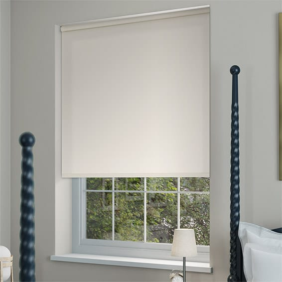 black out blind sevilla tranquility cream blackout roller blind BLXEQQX