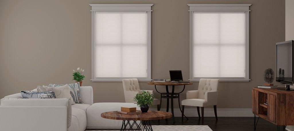 blinds.com economy light filtering cellular shades KOILSZD