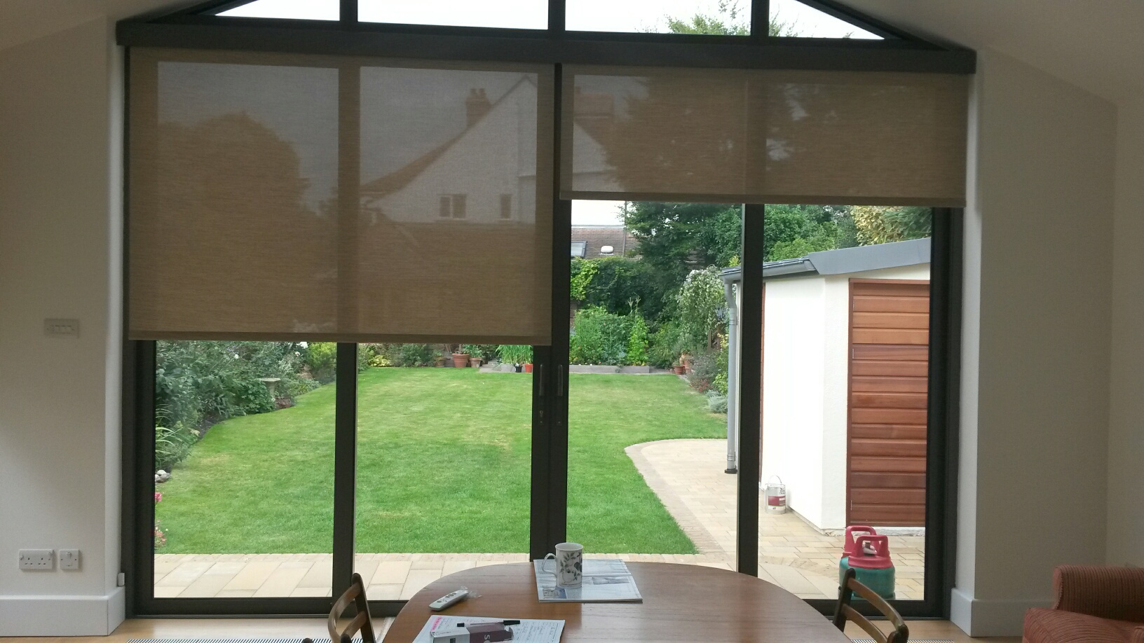 blinds for patio doors door blinds roller electric block out blind fabric for windows . roller YKVCXAQ