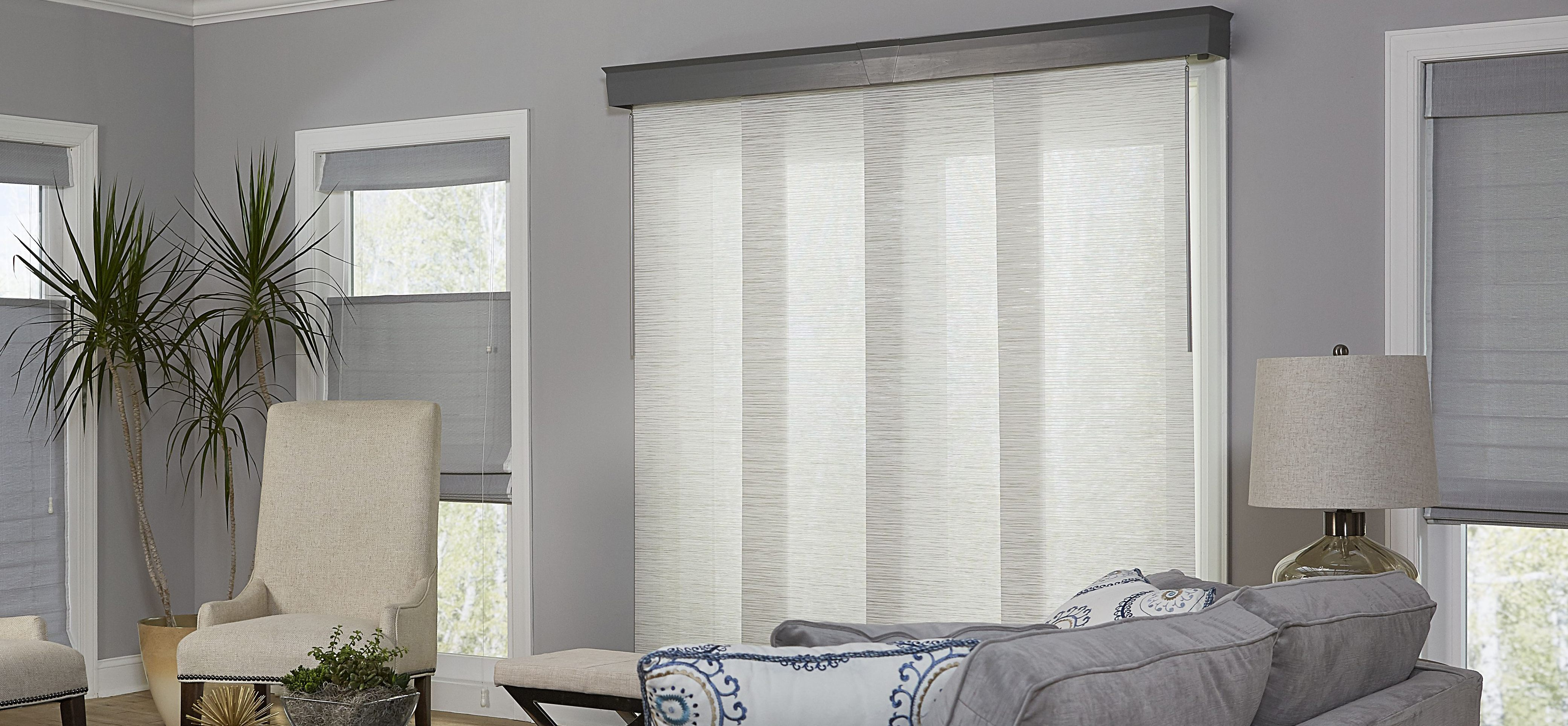 blinds for sliding doors if you need to