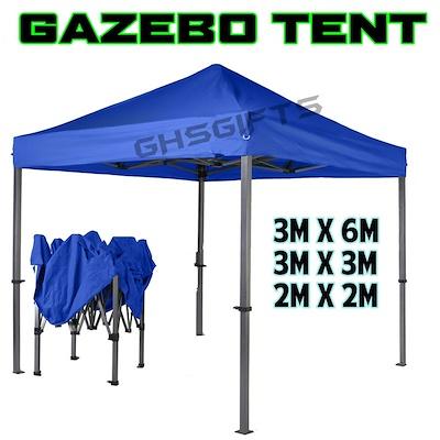brand new gazebo tent/canopy/ ✮ 2m x 2m / 3m x 3m DPSOJAU