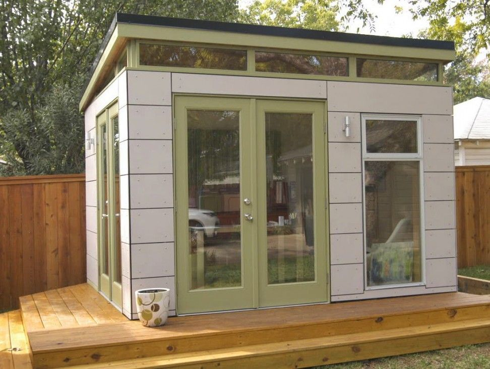 breathtaking prefab sheds inspiring designs. beautiful prefab sheds feature  white stained QNITUYS