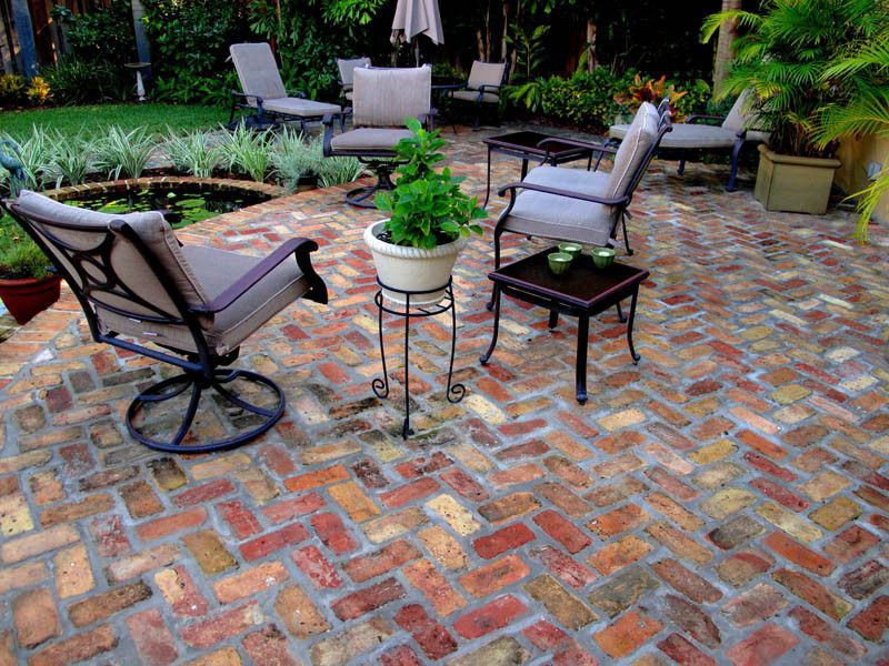 brick patio antique building brick - patios u0026 pathways | antique brick warehouse MVHCNLZ