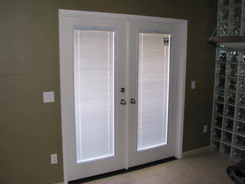 French Door Blinds Ultimate Solution