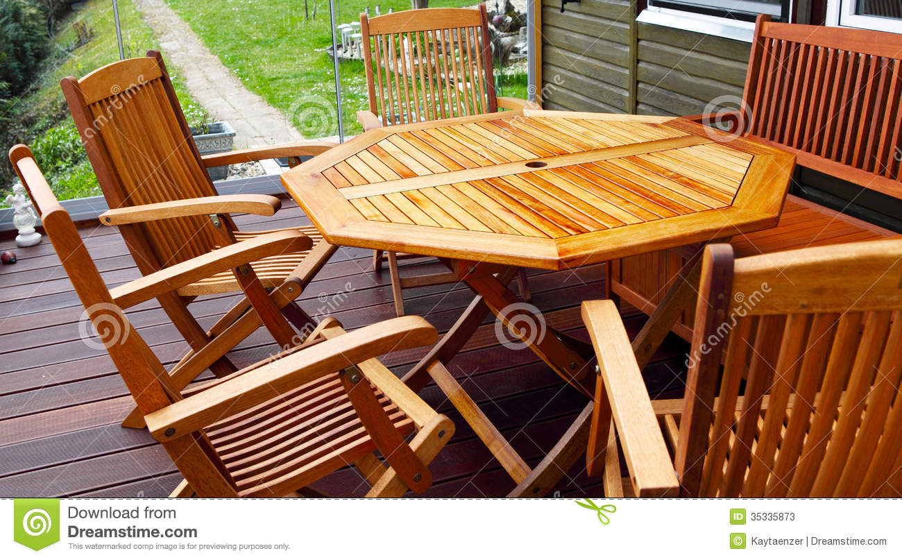brilliant wooden patio furniture residence decor ideas wood patio furniture  stock HQNKHYB